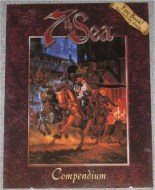 7th Seas Compendium
