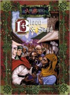 Ars Magica Blood and Sand