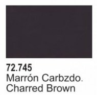 Charred Brown