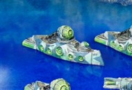 Covenant of Antartica Fresnel Class Support Cruiser