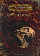 DND 3.5 Monster Manual 3