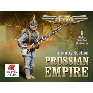 Prussian Empire Grenadier Infantry Section