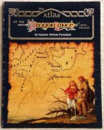 The Atlas of the Dragonlance World