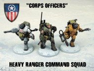 allies corps officers