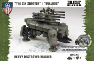 allies six shooter - bulldog