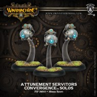 attunement servitors convergence solos