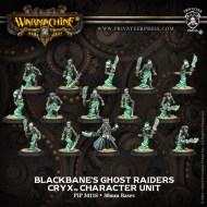 blackbanes ghost raiders cryx character unit