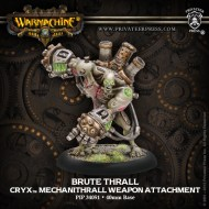 brute thrall cryx mechanithrall weapon attachment