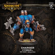 charger cygnar light warjack