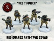 dust red guards antitank squad