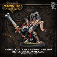 high executioner servath reznik protectorate warcaster