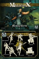 hired guns von schill box set