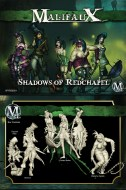 resurrectionists - shadows of redchapel - seamus box set