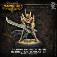 thyron sword of truth retribution warcaster